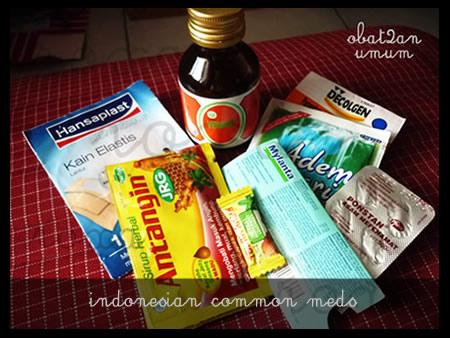 obat umum indonesia